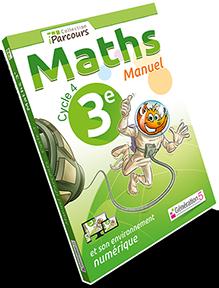 MANUELS iParcours Maths 3ème