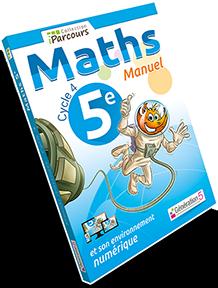 MANUELS iParcours Maths 5ème
