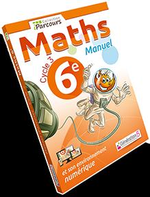 MANUELS iParcours Maths 6ème