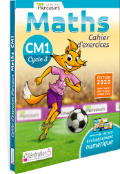 CAHIERS iParcours Maths CM1