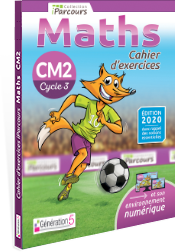 CAHIERS iParcours Maths CM2